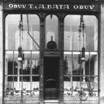 Baťa shop, Ostrava, 1919