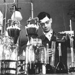 Chemist in a research institute, Otrokovice, 1938
