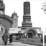 Baťa exposition at the Prague Sample Fair, 1934