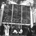 Baťa pavilion at the World Exhibition, Paris, 1937