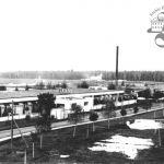 Baťa factory, Chelmek, Poland