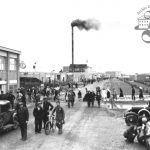 Baťa factory, Borovo, Yugoslavia